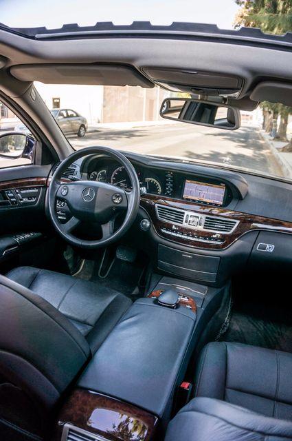 2007 Mercedes-Benz S550  PREMIUM PKG 3 - 81K MILES - NIGHT VISION Reseda, CA 39
