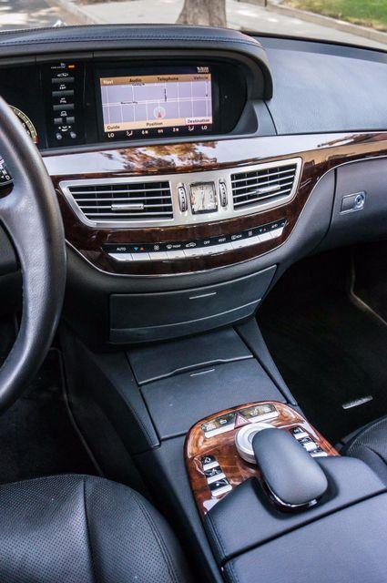 2007 Mercedes-Benz S550  PREMIUM PKG 3 - 81K MILES - NIGHT VISION Reseda, CA 22