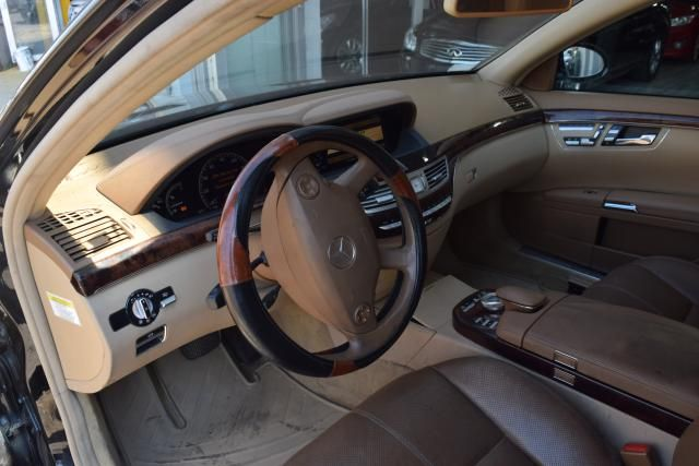 2007 Mercedes-Benz S550 5.5L V8 Richmond Hill, New York 12