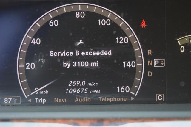 2007 Mercedes-Benz S550 5.5L V8 Richmond Hill, New York 13