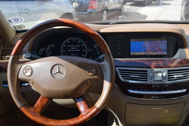 2007 Mercedes-Benz S550 5.5L V8 Richmond Hill, New York 11