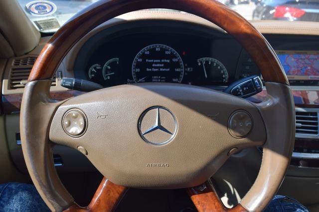 2007 Mercedes-Benz S550 5.5L V8 Richmond Hill, New York 16