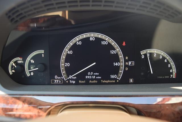 2007 Mercedes-Benz S550 5.5L V8 Richmond Hill, New York 17