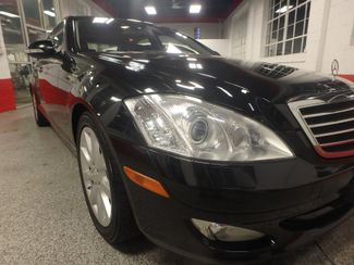 2007 Mercedes S550 4-Matic SHARP BLACK ON GRAY! A BENZ FLAGSHIP! Saint Louis Park, MN 21