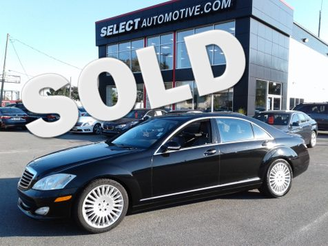 2007 Mercedes-Benz S550 5.5L V8 in Virginia Beach, Virginia