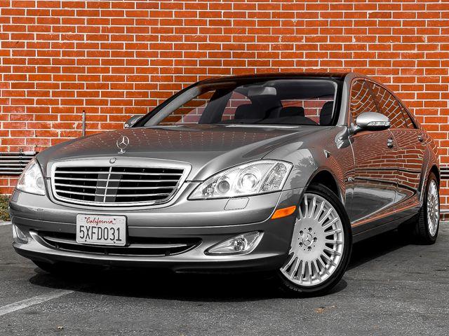 2007 Mercedes-Benz S600 5.5L V12 Burbank, CA 0