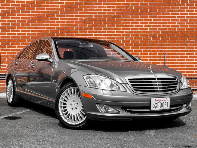 2007 Mercedes-Benz S600 5.5L V12 Burbank, CA 1