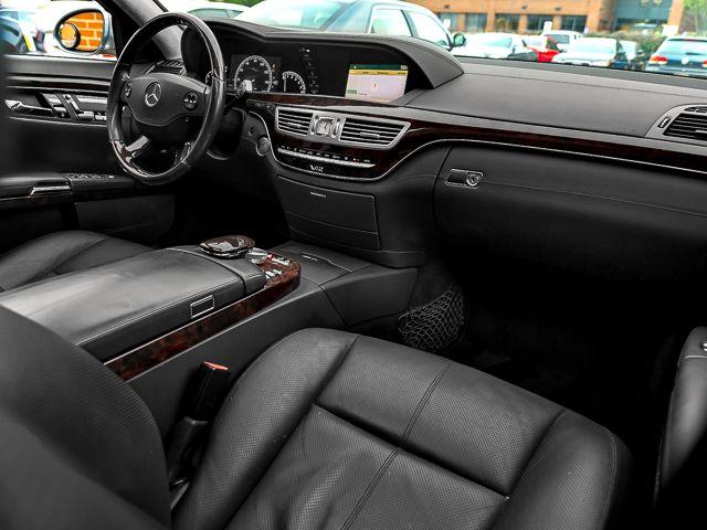 2007 Mercedes-Benz S600 5.5L V12 Burbank, CA 13