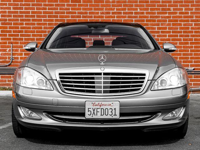 2007 Mercedes-Benz S600 5.5L V12 Burbank, CA 2
