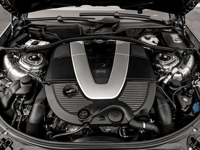 2007 Mercedes-Benz S600 5.5L V12 Burbank, CA 25