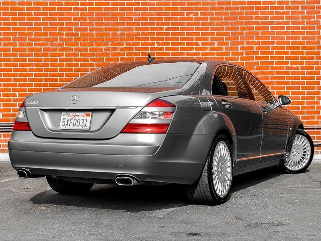 2007 Mercedes-Benz S600 5.5L V12 Burbank, CA 4