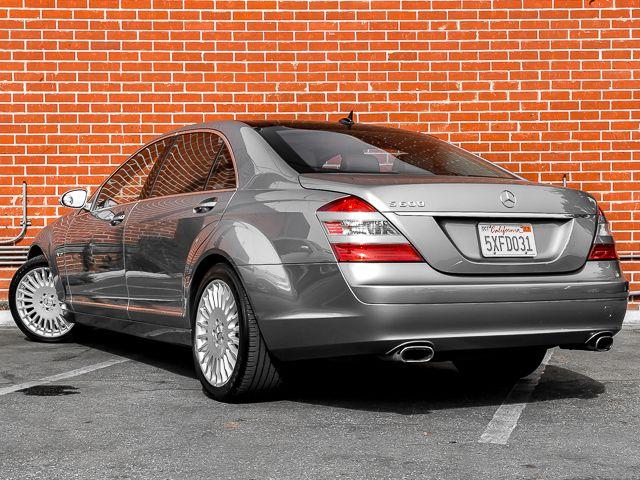 2007 Mercedes-Benz S600 5.5L V12 Burbank, CA 5