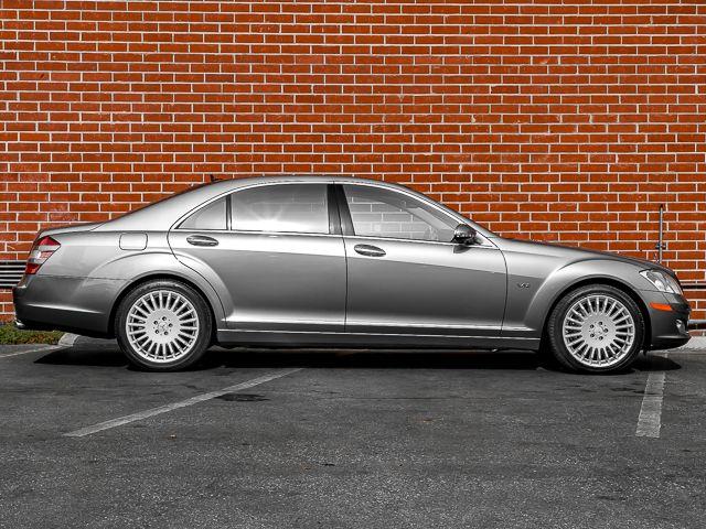 2007 Mercedes-Benz S600 5.5L V12 Burbank, CA 6