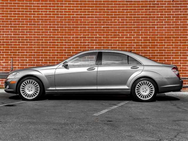 2007 Mercedes-Benz S600 5.5L V12 Burbank, CA 8