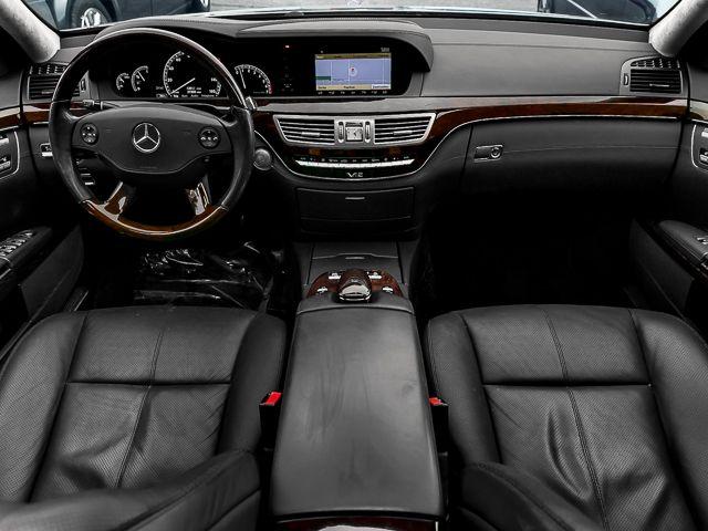 2007 Mercedes-Benz S600 5.5L V12 Burbank, CA 9