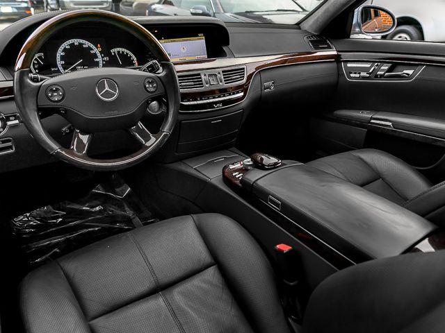2007 Mercedes-Benz S600 5.5L V12 Burbank, CA 11