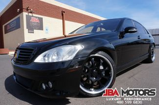 2007 Mercedes-Benz S600 BRABUS Package S Class 600 V12 Bi-Turbo | MESA, AZ | JBA MOTORS in Mesa AZ