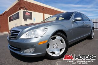 2007 Mercedes-Benz S600 S Class 600 Sedan V12 Bi-Turbo | MESA, AZ | JBA MOTORS in Mesa AZ