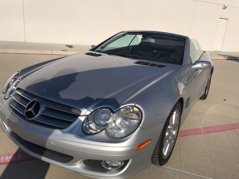 2007 Mercedes-Benz SL550 55L V8  in Dallas - Fort Worth, TX