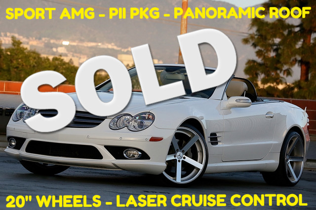 Used mercedes benz sl class for sale los angeles ca for Mercedes benz burbank