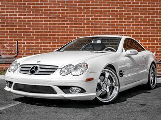 2007 Mercedes-Benz SL550 5.5L V8 Burbank, CA
