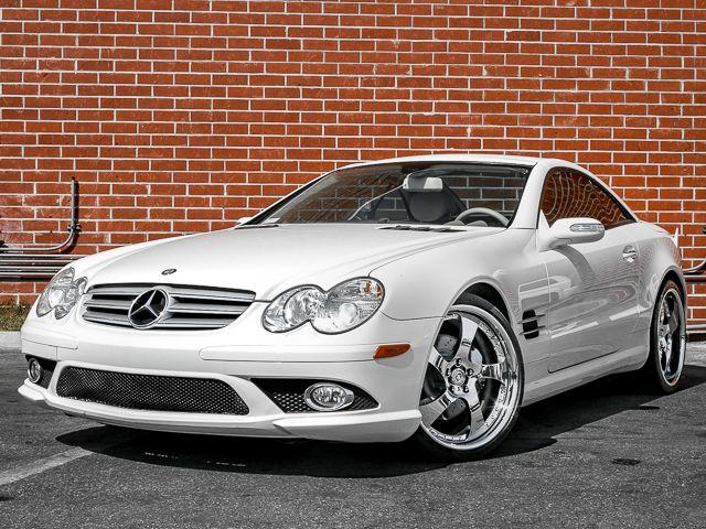 2007 Mercedes-Benz SL550 5.5L V8 Burbank, CA 0