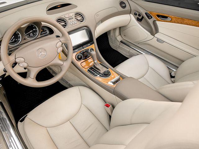 2007 Mercedes-Benz SL550 5.5L V8 Burbank, CA 11