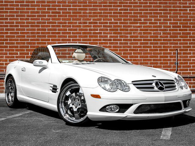 2007 Mercedes-Benz SL550 5.5L V8 Burbank, CA 3