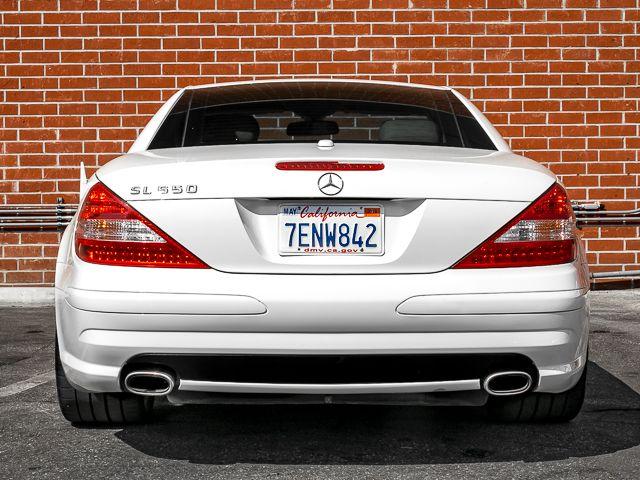 2007 Mercedes-Benz SL550 5.5L V8 Burbank, CA 5