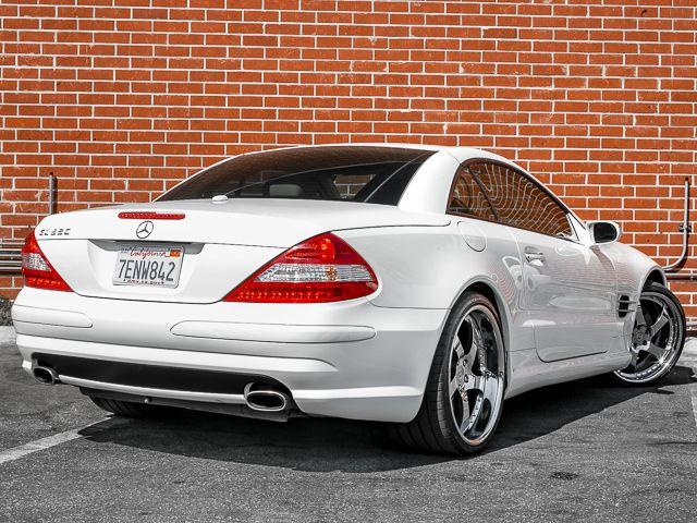2007 Mercedes-Benz SL550 5.5L V8 Burbank, CA 8
