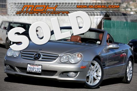 2007 Mercedes-Benz SL550 5.5L V8 - P2 pkg - 50th Annicersary Edition in Los Angeles