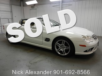 2007 Mercedes-Benz SL550 5.5L V8 in  Tennessee