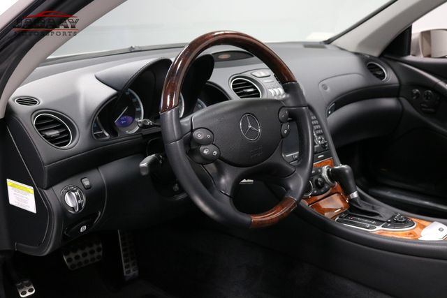2007 Mercedes-Benz SL550 5.5L V8 Merrillville, Indiana 9