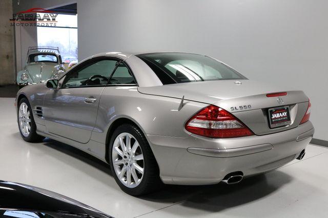 2007 Mercedes-Benz SL550 5.5L V8 Merrillville, Indiana 28
