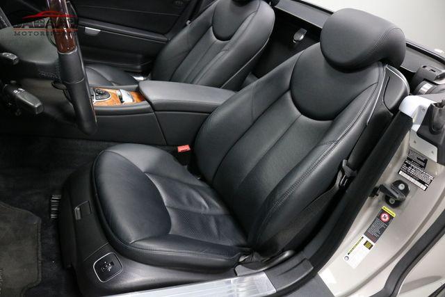 2007 Mercedes-Benz SL550 5.5L V8 Merrillville, Indiana 11