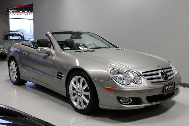 2007 Mercedes-Benz SL550 5.5L V8 Merrillville, Indiana 6