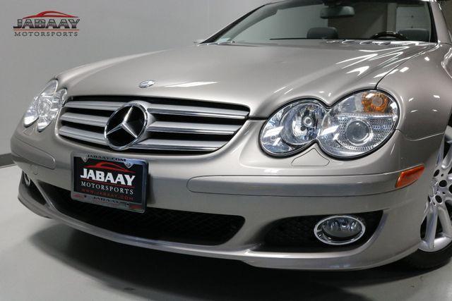 2007 Mercedes-Benz SL550 5.5L V8 Merrillville, Indiana 30