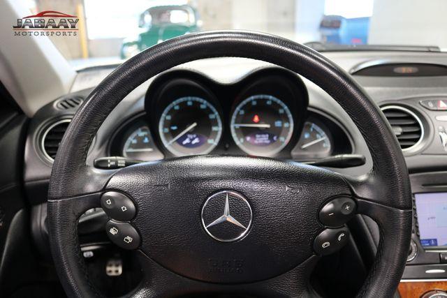 2007 Mercedes-Benz SL550 5.5L V8 Merrillville, Indiana 15