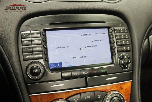 2007 Mercedes-Benz SL550 5.5L V8 Merrillville, Indiana 18
