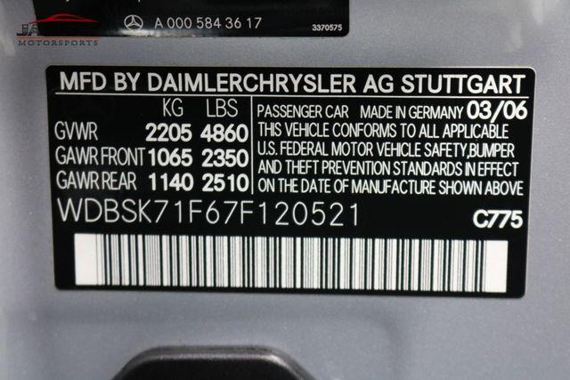 2007 Mercedes-Benz SL550 5.5L V8 Merrillville, Indiana 49