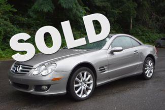 2007 Mercedes-Benz SL550 Naugatuck, Connecticut