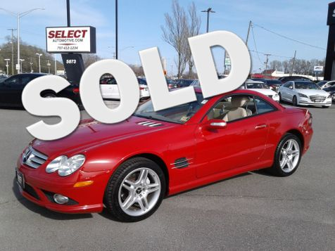 2007 Mercedes-Benz SL550 5.5L V8 in Virginia Beach, Virginia