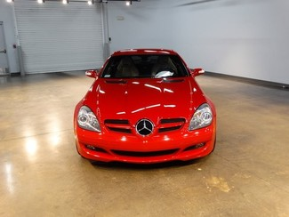 2007 Mercedes-Benz SLK-Class SLK350 Cabriolet Little Rock, Arkansas 1