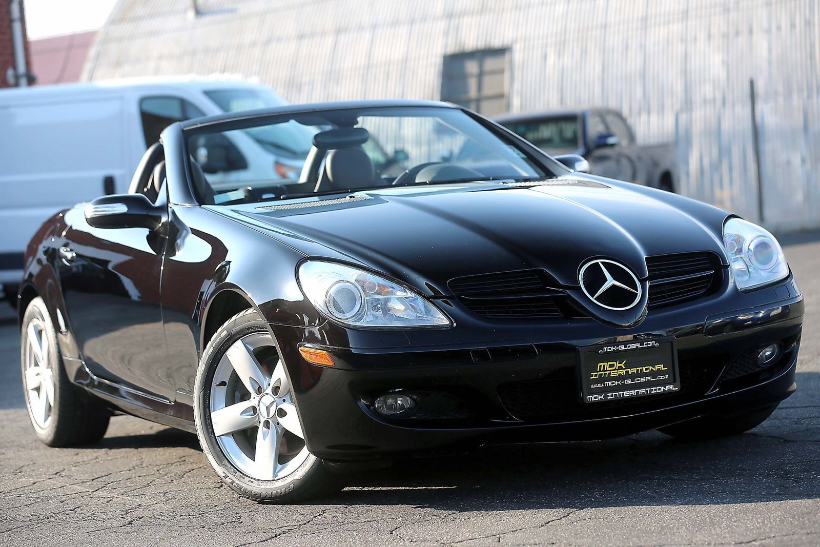 2007 mercedes benz slk280 p1 pkg multi media pkg city california mdk