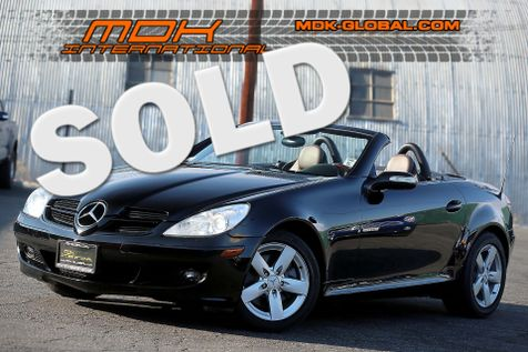 2007 Mercedes-Benz SLK280 - P1 pkg - Multi-media pkg in Los Angeles