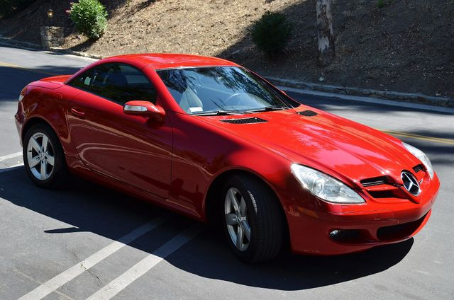 2007 Mercedes-Benz SLK280 3.0L - AUTO - 83K MILES - HEAT PKG Reseda, CA 18