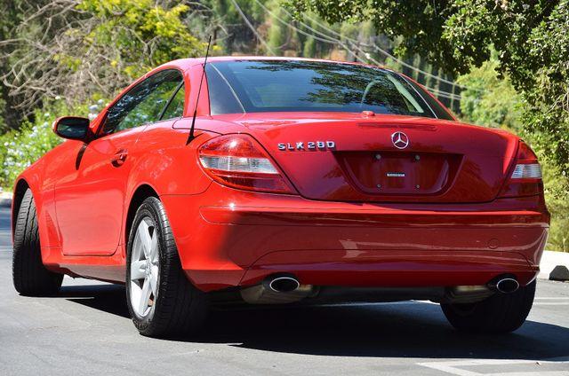 2007 Mercedes-Benz SLK280 3.0L - AUTO - 83K MILES - HEAT PKG Reseda, CA 6