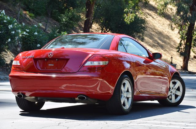 2007 Mercedes-Benz SLK280 3.0L - AUTO - 83K MILES - HEAT PKG Reseda, CA 16
