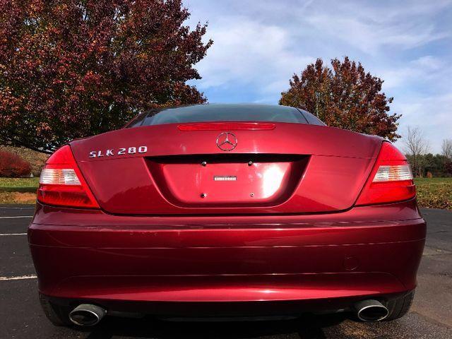 2007 Mercedes-Benz SLK280 3.0L Sterling, Virginia 10