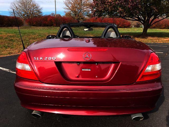 2007 Mercedes-Benz SLK280 3.0L Sterling, Virginia 7